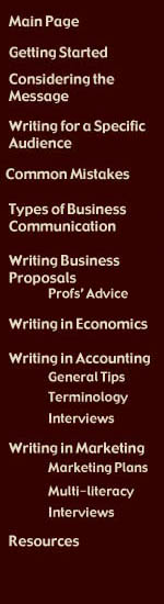 Writing in the disciplines business considering the message in considering the message in business spiritdancerdesigns Choice Image