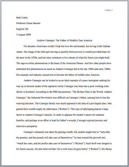 How to write a cover page and preference list for essay