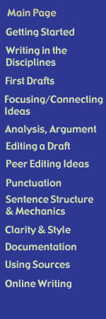How To Write The First Sentence Of A Research Paper